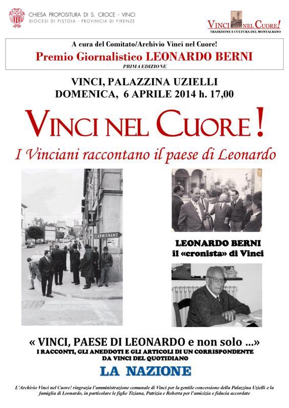 Vinci Nel Cuore - Manifesto 2014