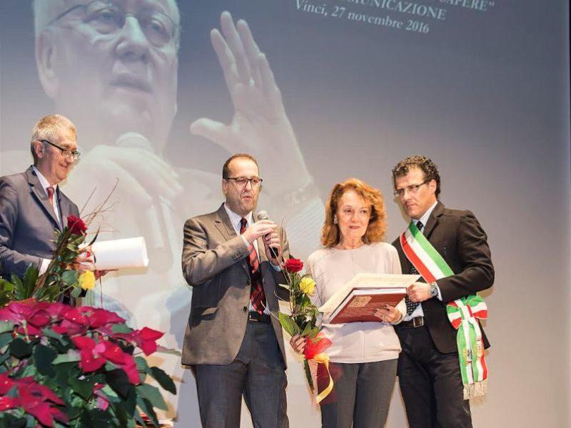 Premio d'onore a Malesani