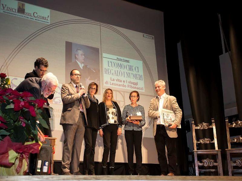 Premio 'Li Omini boni desiderano sapere' a Paolo Ciampi