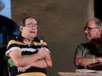 Da sinistra: Andrea Niccoli (GS CicloSovigliana) e Alberto Mazzoni (foto: Roberto Messina)