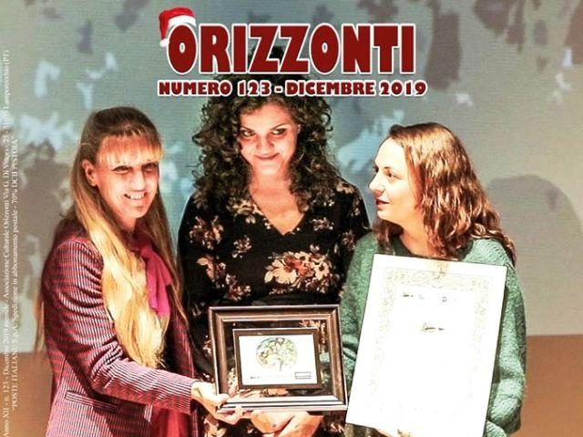 La copertina di Orizzonti di dicembre dedicata agli Omini Boni