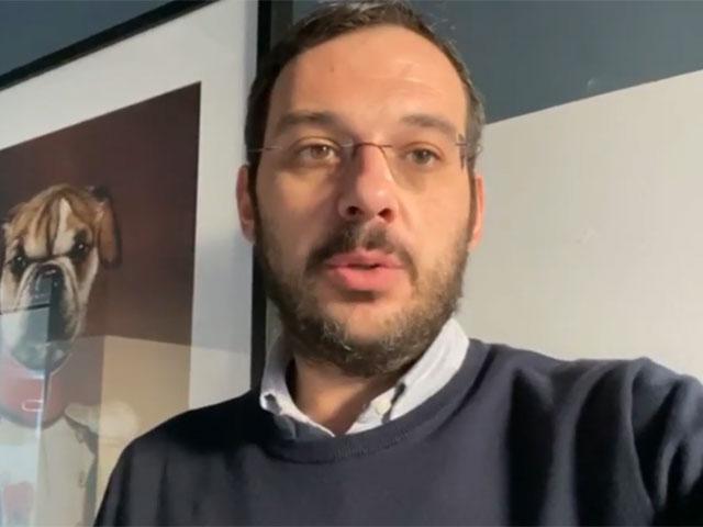 'Li omini boni', il video di ringraziamento di Paolo Borrometi, da Malta