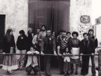 Quando venivano gli studenti d'arte di Colonia a Vinci. Ritrovo da Maso, primi anni Sessanta (pgc Andrea Morelli da Vinci nel Cuore)