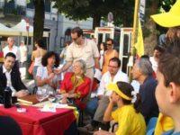 Donatella Cinelli Colombini alla Dama di Bacco 2007