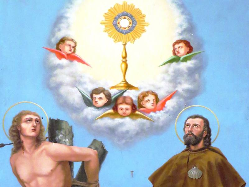 San Sebastiano e San Rocco