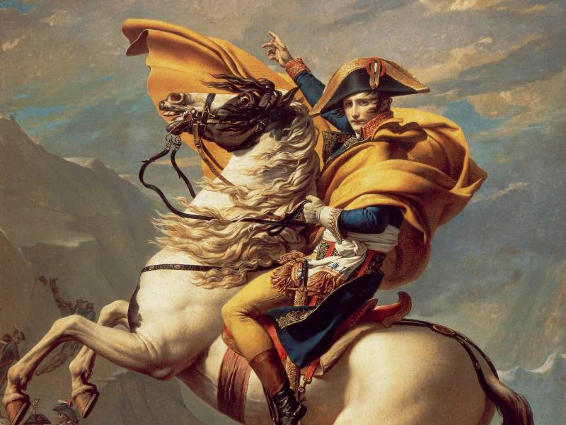Festival Italia-Francia: Napoleone e Leonardo