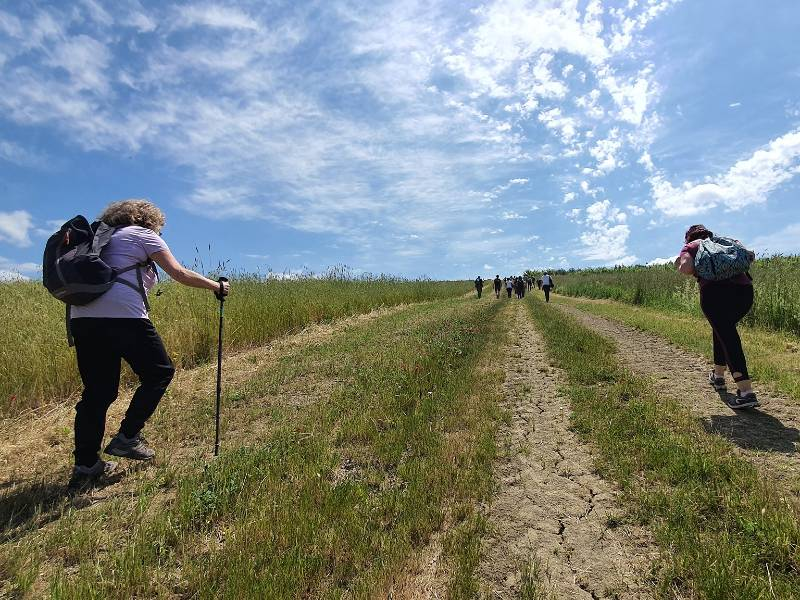 Il Cammino di «Santo Sano», la riscoperta di un percorso trekking e di un antico rito